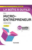 La boite a outils du micro-entrepreneur - 2e ed.