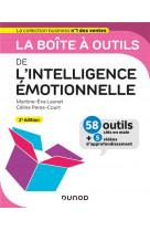 La boite a outils de l-intelligence emotionnelle - 2e ed.