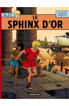 Alix - t02 - le sphinx d-or