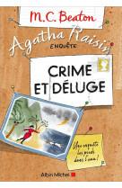 Agatha raisin enquete 12 - crime et deluge