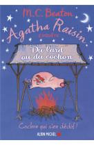 Agatha raisin 22 - du lard ou du cochon