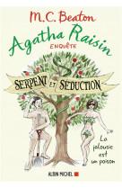 Agatha raisin 23 - serpent et seduction