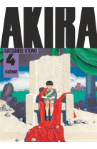 Akira (noir et blanc) - edition originale - tome 04