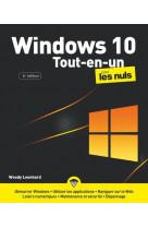 Windows 10 tout en 1 pour les nuls, 6e