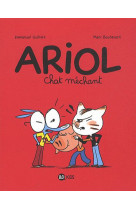 Ariol, tome 06 - chat mechant