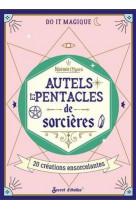Autels et pentacles de sorcieres