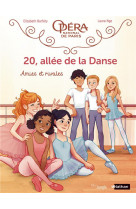 20 allee de la danse - 20, allee de la danse - tome 1 amies et rivales - vol01