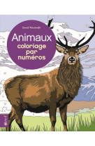 Coloriage par numeros - animaux