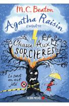 Agatha raisin 28 - chasse aux sorcieres