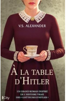 A la table d-hitler