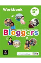 Bloggers 5e - cahier d-activites
