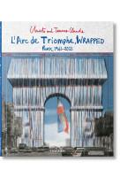 Christo and jeanne-claude. l-arc de triomphe, wrapped (advance edition)