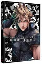 Artbook/final fantasy - final fantasy vii remake - material ultimania