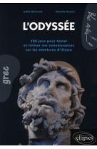 L-odyssee. 100 jeux pour tester et reviser vos connaissances sur les aventures d-ulysse