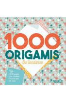 1000 origamis so tendance