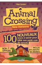 Animal crossing - 100 nouveaux trucs a savoir pour batir son petit coin de paradis