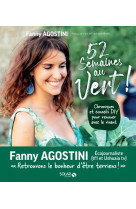 52 semaines au vert - fanny agostini