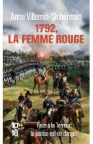 1792, la femme rouge - vol04