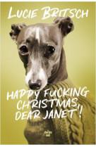 Happy fucking christmas, dear janet !