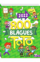 800 blagues de toto 2022