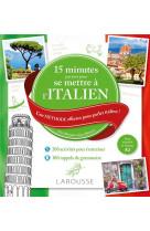 15 mn par jour pour se mettre a l-italien