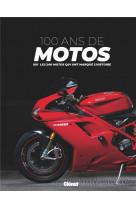 100 ans de motos 3e ed