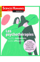 Les psychotherapies - les essentiels - vol10