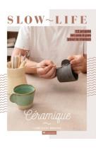 Ceramique - 12 projets en pas-a-pas pour la maison