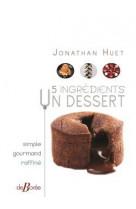5 ingredients... un dessert