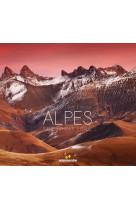 Alpes - suisse - france - italie