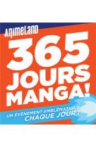 365 jours en manga ! ephemeride 2022