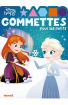 Disney baby - gommettes pour les petits (elsa et anna)