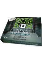 Escape box asile psychiatrique - escape game adulte de 3 a 6 joueurs - des 14 ans et adulte