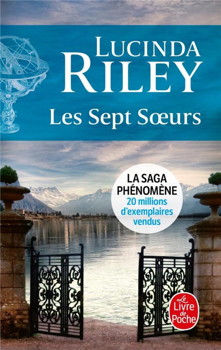 MAIA (LES SEPT SOEURS, TOME 1) - RILEY LUCINDA - LGF/Livre de Poche
