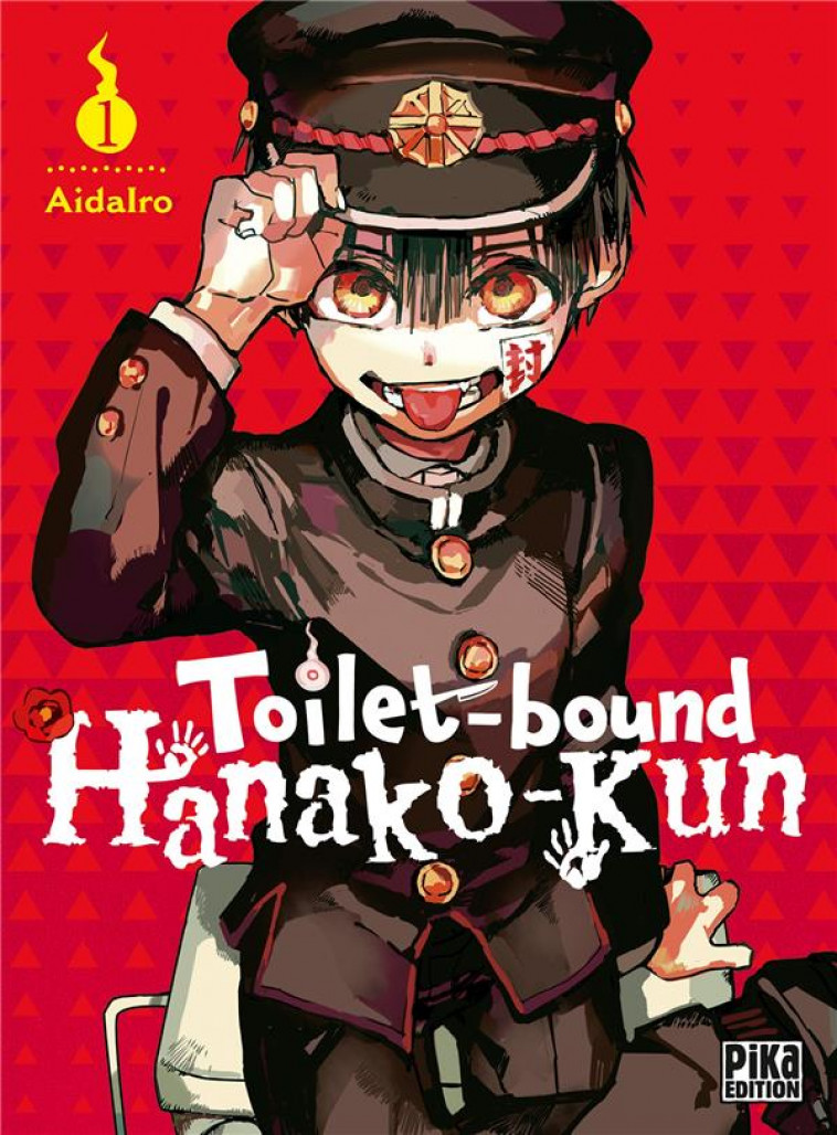 TOILET-BOUND HANAKO-KUN T01 - AIDAIRO - PIKA